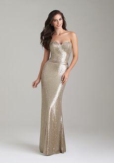 Allure Bridesmaids 1471 Sweetheart Bridesmaid Dress