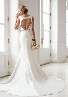 Stella York 6386 Mermaid Wedding Dress