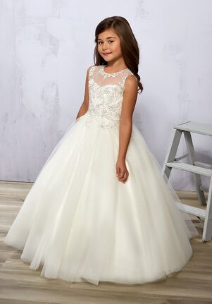 c55666e0fa07 Flower Girl Dresses | The Knot