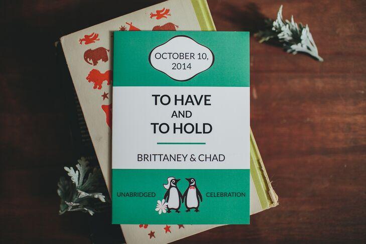 Penguin Publisher-Inspired Genre Table Cards