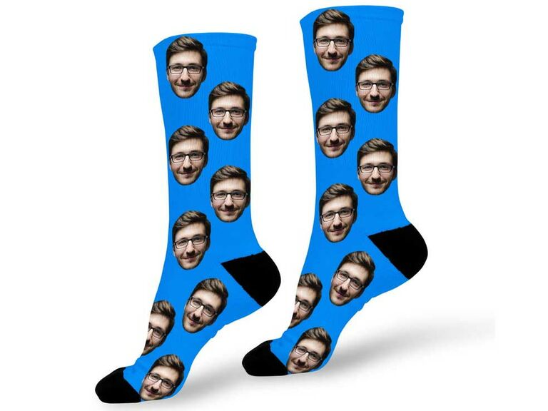Custom printed sock