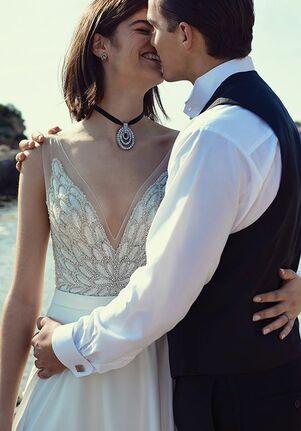 Justin Alexander 88074 A-Line Wedding Dress