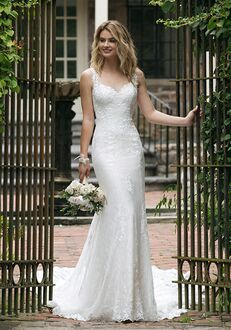 Sincerity Bridal 44062 Sheath Wedding Dress