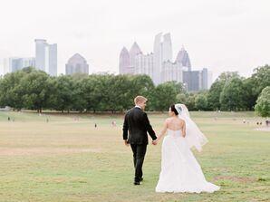 Piedmont Room Romantic Atlanta Wedding