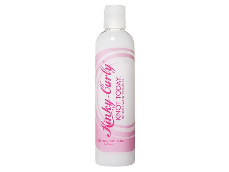 Moisturizing dry curls - Kinky-Curly Knot Today Leave-In