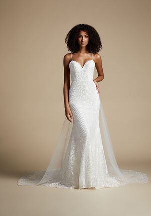 Ti Adora by Allison Webb 72106 Darcy Sheath Wedding Dress