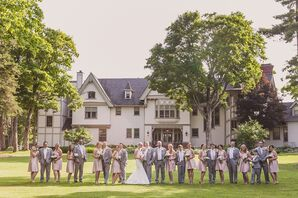 The Inn at Stonecliffe Wedding Party