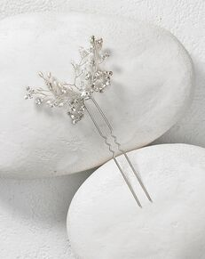 To Have & To Borrow Rosemary Silver Headband