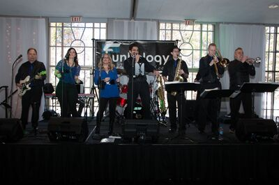 FUNKOLOGY - HIGH ENERGY HORN BAND