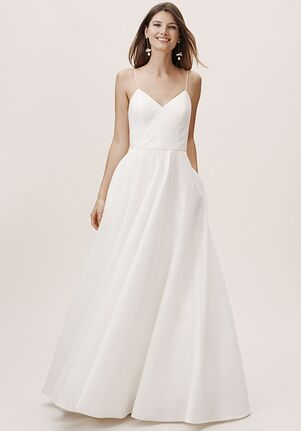 BHLDN Jenny by Jenny Yoo Piper Gown Ball Gown Wedding Dress