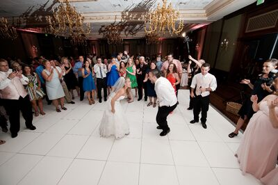 DJ Paul Entertainment - Wedding DJ | Uplighting