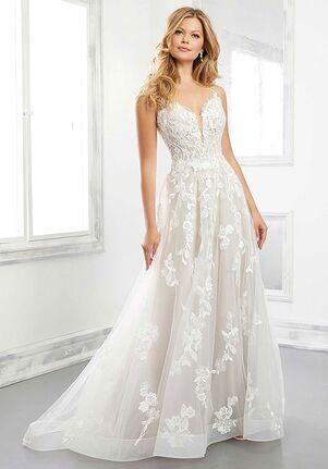 Morilee by Madeline Gardner Bernadette A-Line Wedding Dress