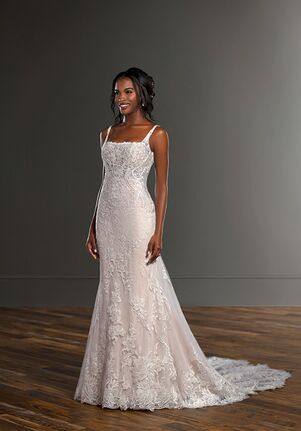 Martina Liana 1234 A-Line Wedding Dress