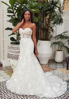 Beloved by Casablanca Bridal BL359 Maren Mermaid Wedding Dress