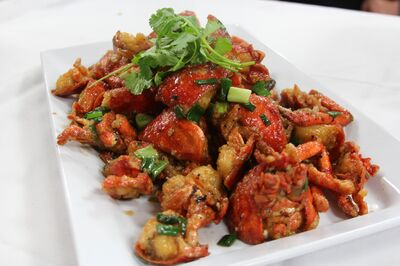 Seafood World Catering