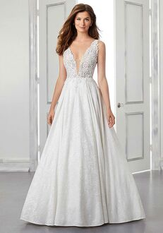 Morilee by Madeline Gardner/Voyage Betsey Ball Gown Wedding Dress