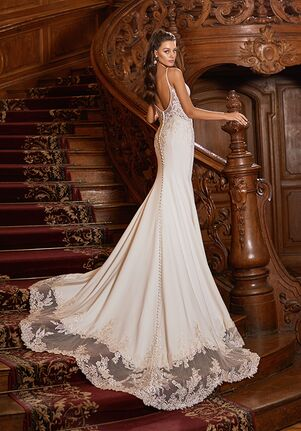 Moonlight Collection J6826 Mermaid Wedding Dress