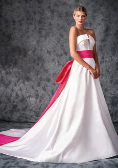 Privé by Jasmine A229003 A-Line Wedding Dress