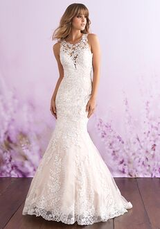 Allure Romance 3115 Mermaid Wedding Dress