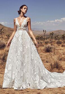 Calla Blanche 19130 Luna A-Line Wedding Dress