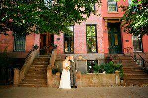 Krista & Matt in Brooklyn, NY