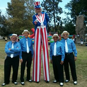 Yorba Linda, CA Barbershop Quartet | Preferred Blend