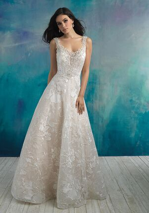 Allure Bridals 9512 A-Line Wedding Dress