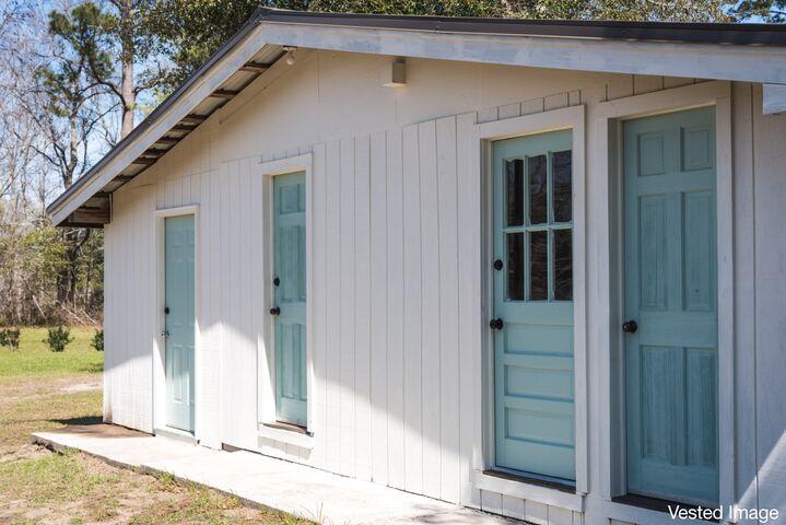 Dogwood Downs Reception Venues Charleston Sc