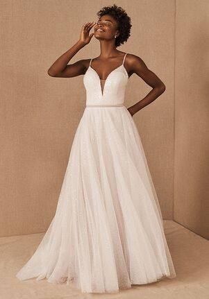 BHLDN Hera Gown Ball Gown Wedding Dress