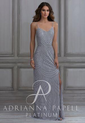 Adrianna Papell Platinum 40116 Sweetheart Bridesmaid Dress