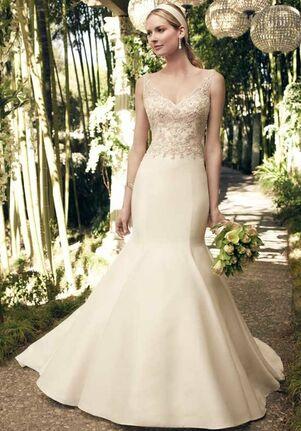 Casablanca Bridal 2175 Mermaid Wedding Dress