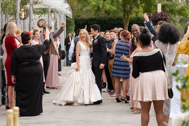 all my life wedding