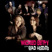 Worcester, MA Soul Band | Wicked Betty & the Bad Habits
