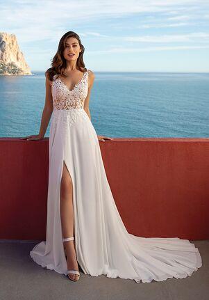 WHITE ONE AMA A-Line Wedding Dress