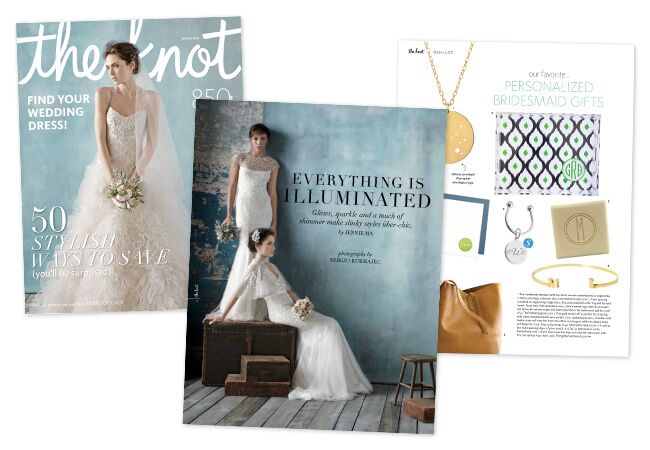 The Knot Magazine Spring 2014