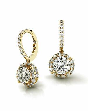 Danhov Fine Jewelry Abbraccio Fine Jewelry-AH101Y Wedding Earring photo