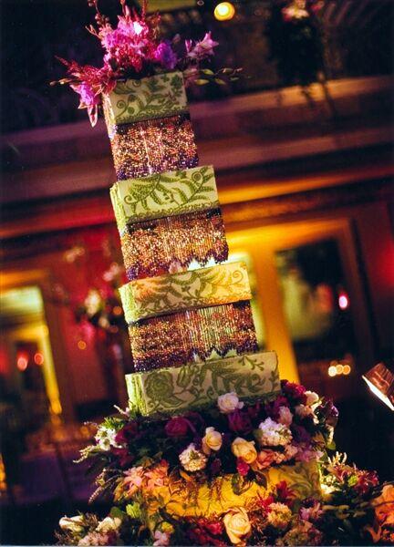 Maribelle Cakery Special Occasion Cake Gallery: Wedding Cakes - Cincinnati, OH