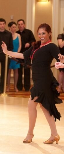 Amanda Stearns, Dance Instructor
