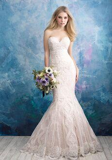 Allure Bridals 9574 Mermaid Wedding Dress