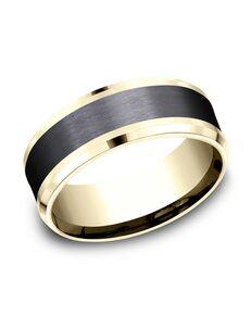 Benchmark CF448010BKT14KY Gold Wedding Ring