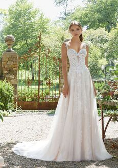 Morilee by Madeline Gardner/Blu Paloma A-Line Wedding Dress