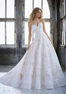Morilee by Madeline Gardner Kimberley/ 8211 Ball Gown Wedding Dress