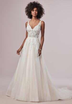 Rebecca Ingram MIRIAM ROSE A-Line Wedding Dress