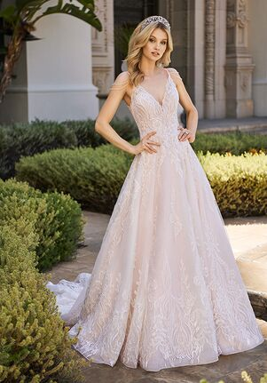 Val Stefani CARINA A-Line Wedding Dress