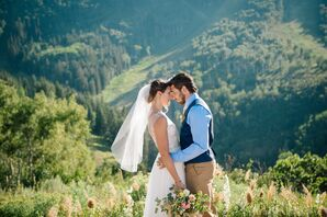 Rustic Mountain Wedding in Park City