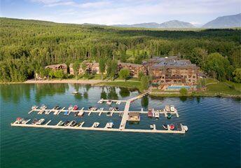The Lodge at Whitefish Lake