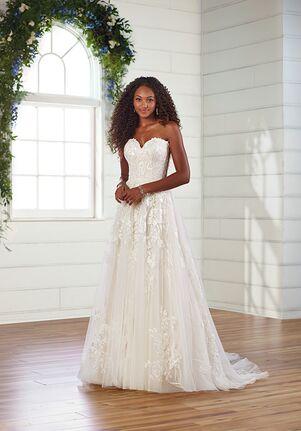 Essense of Australia D2943 A-Line Wedding Dress