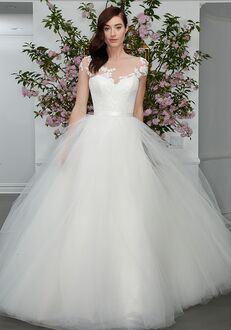 Legends Romona Keveza L6105 Ball Gown Wedding Dress