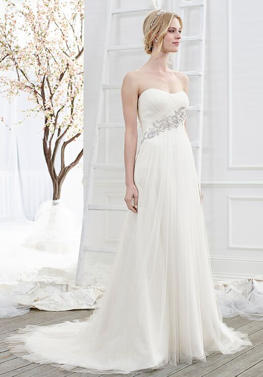 Beloved by Casablanca Bridal BL209 Admire A-Line Wedding Dress