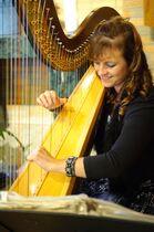 Lucia Marone, Harpist